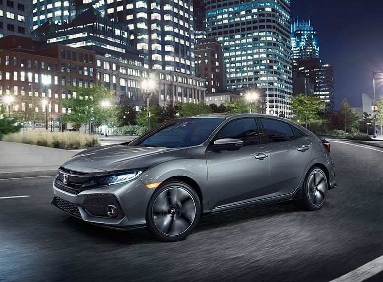 85 A 2020 Honda Civic Hybrid Configurations