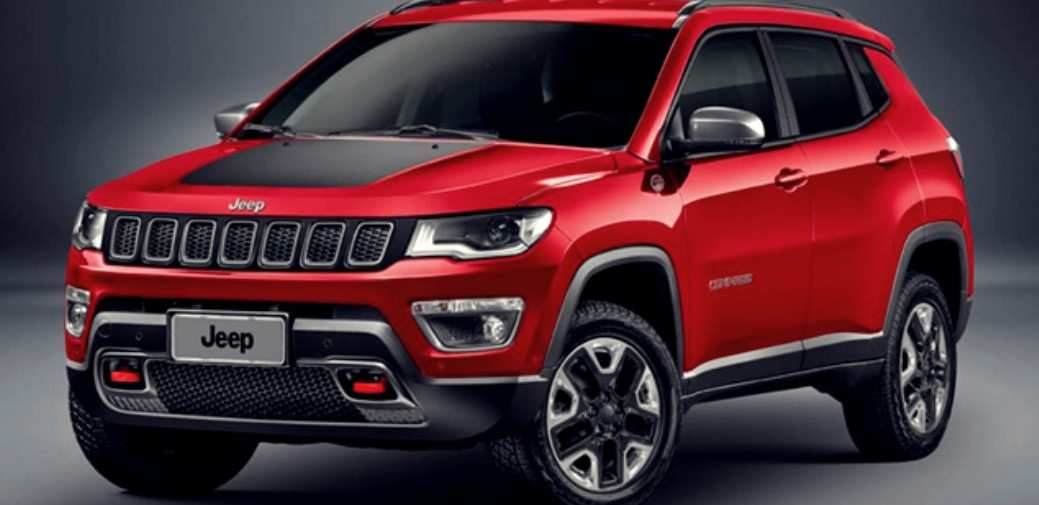 85 A 2020 Jeep Compass Specs