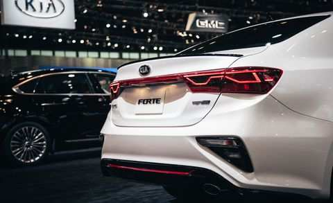 85 A 2020 Kia Forte Price And Release Date
