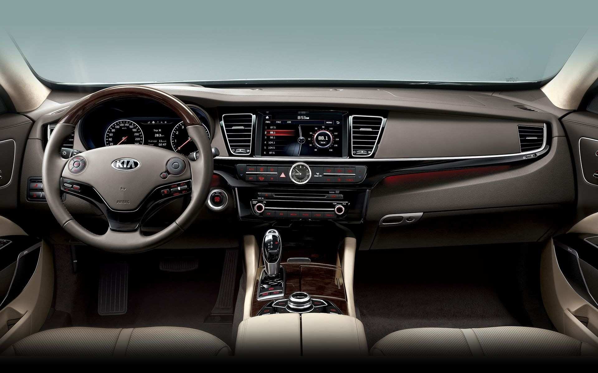 85 A 2020 Kia Quoris Review And Release Date