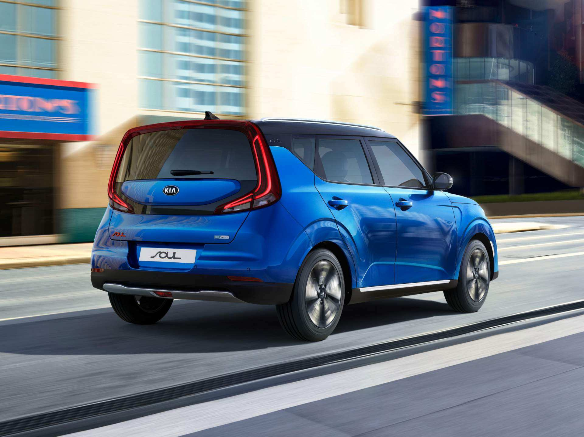 85 A 2020 Kia Soul Ev Range New Model And Performance