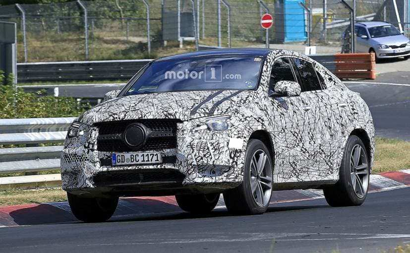 85 A 2020 Mercedes Gle Coupe Picture