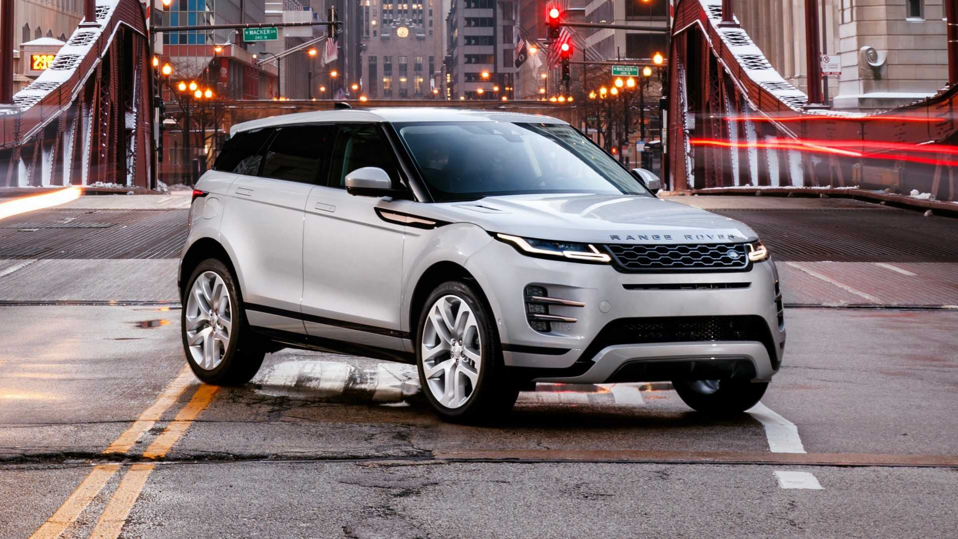 85 A 2020 Range Rover Evoque Xl Performance And New Engine