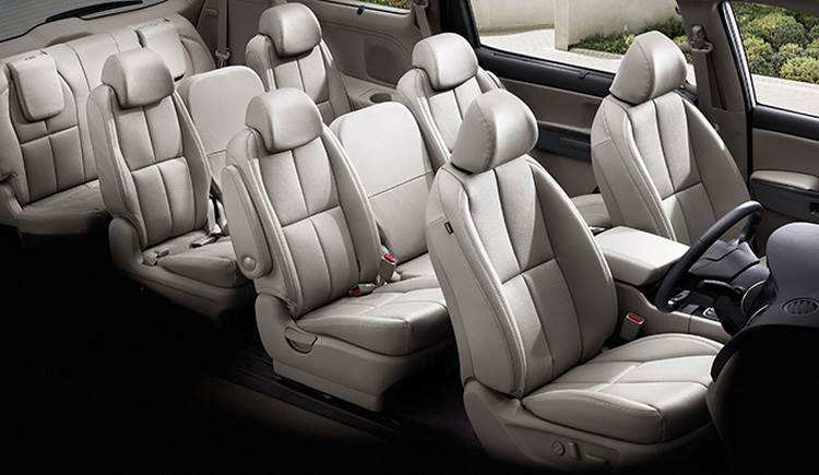 85 A Kia Grand Carnival 2019 Review Redesign