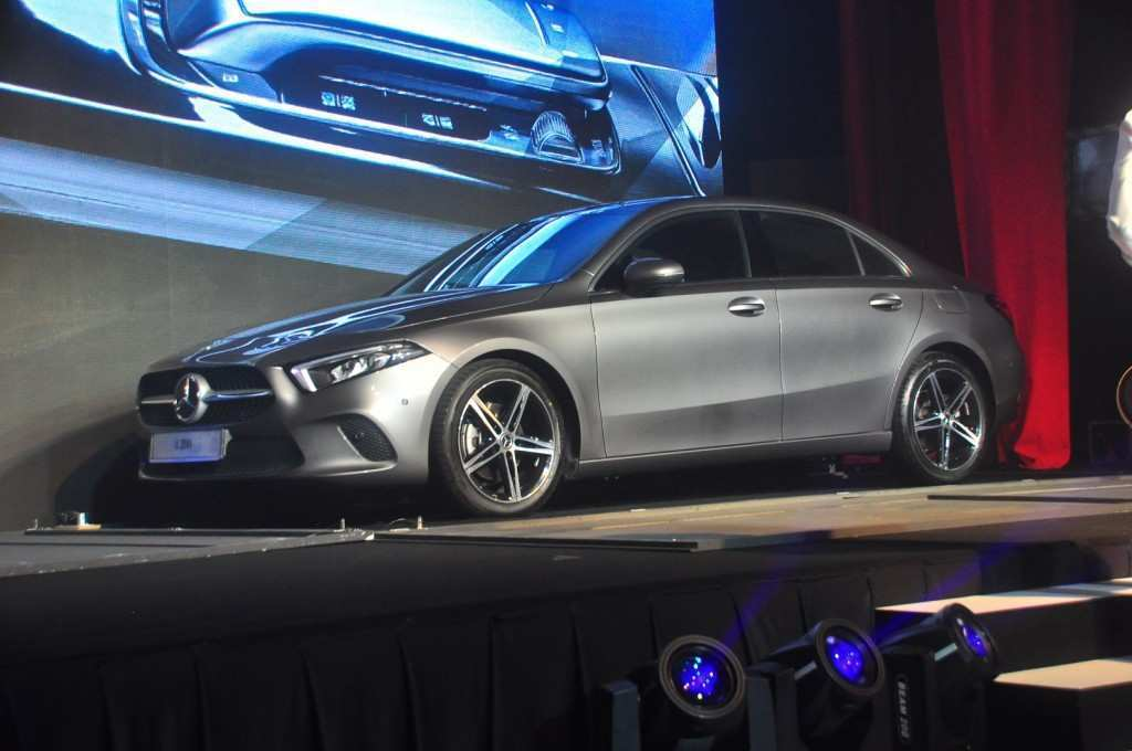 85 A Mercedes 2019 Malaysia Concept And Review