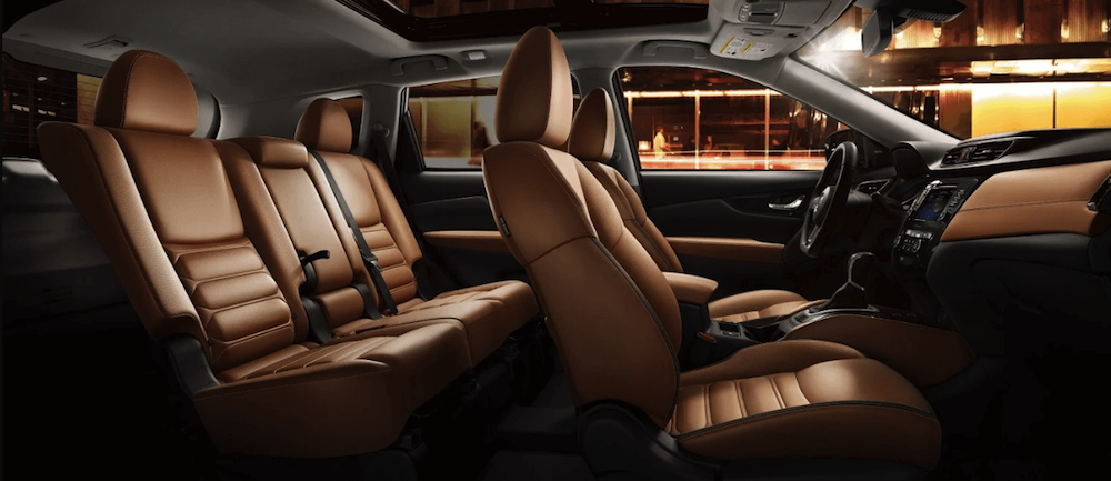 85 A Nissan 2019 Interior Picture