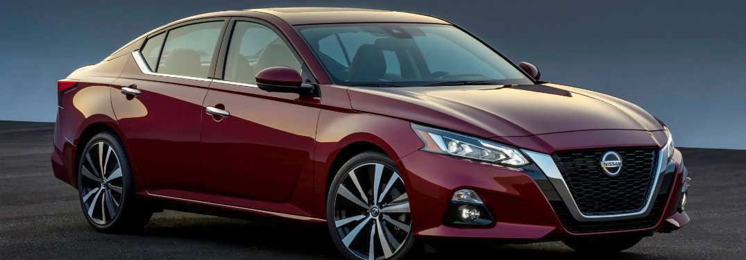 85 A Nissan Altima 2019 Horsepower Model