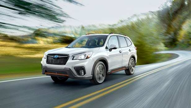 85 A Subaru Eyesight 2019 Release Date