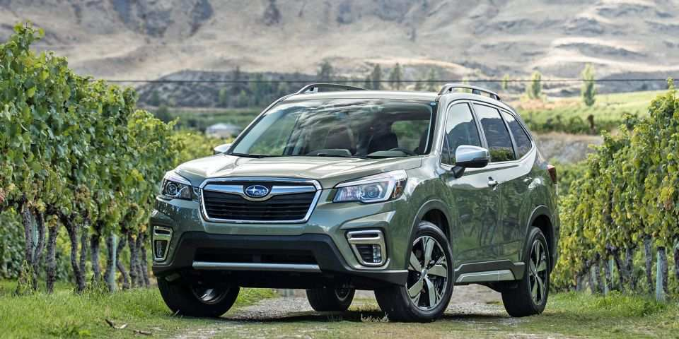 85 A Subaru Forester 2019 Ground Clearance Review And Release Date