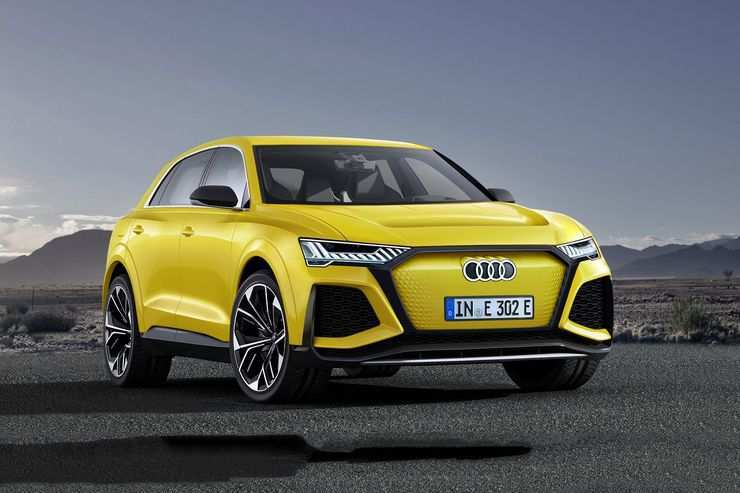 85 All New 2019 Audi Sport Quattro Concept And Review