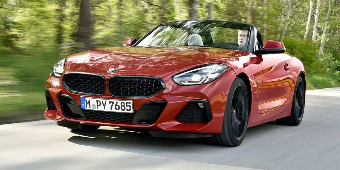 85 All New 2019 BMW Z4 Configurations