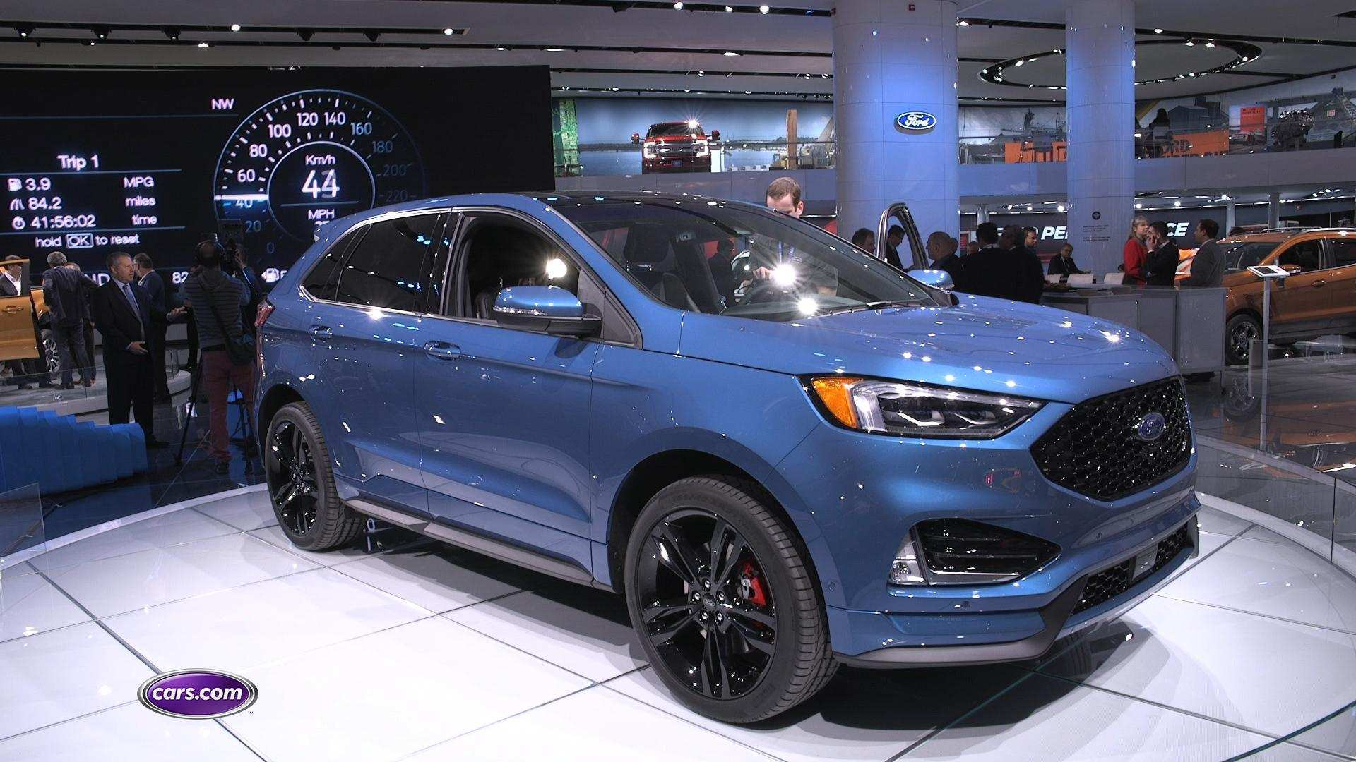 85 All New 2019 Ford Edge Sport Picture