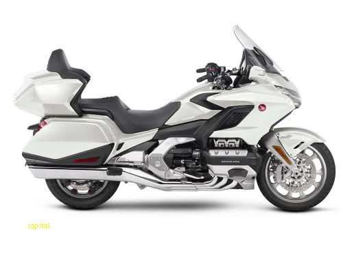 85 All New 2019 Honda Goldwing Specs Review And Release Date