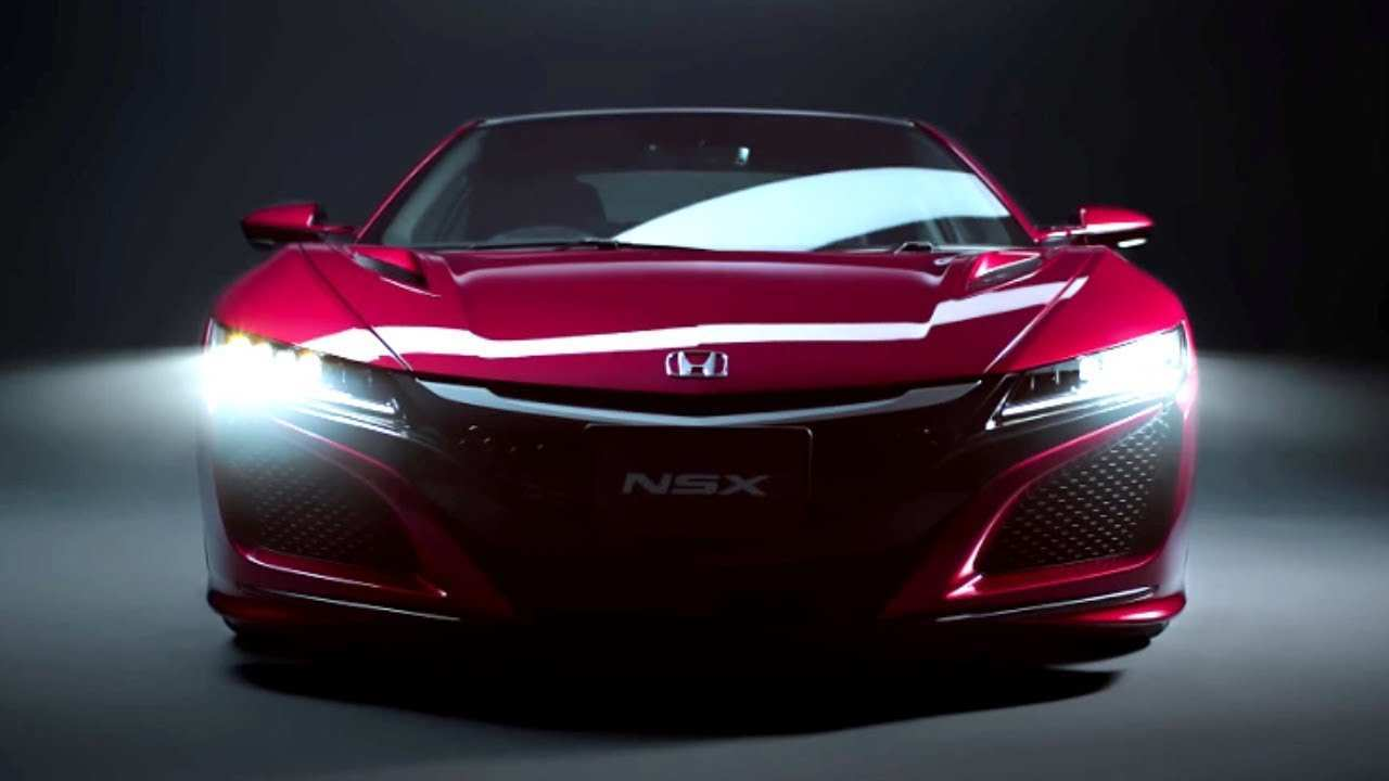 85 All New 2019 Honda Nsx New Model And Performance