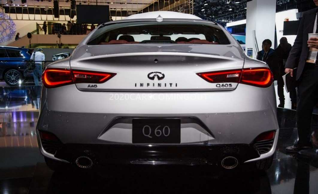 85 All New 2019 Infiniti Q60 Coupe Release Date