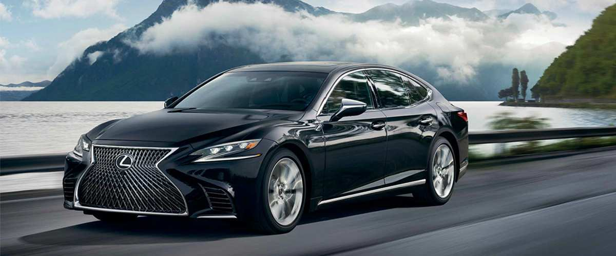 85 All New 2019 Lexus LS Images