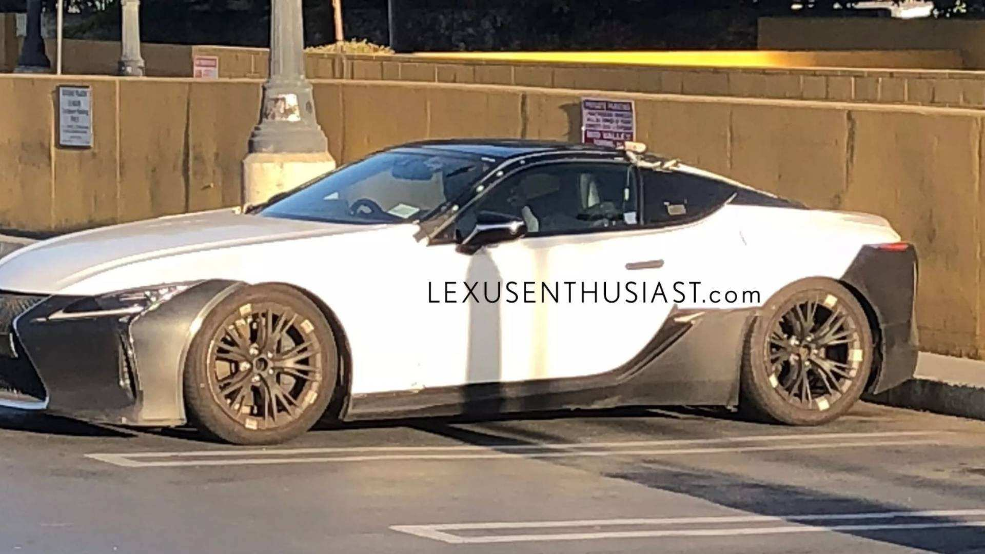 85 All New 2019 Lexus Lf Lc Release