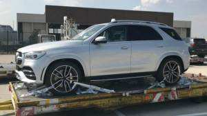 85 All New 2019 Mercedes Ml Class Spy Shoot