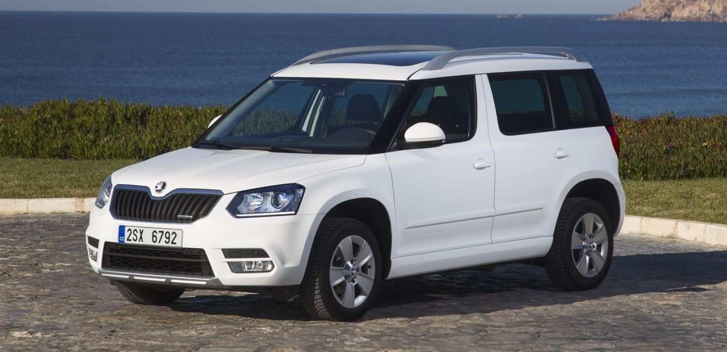 85 All New 2019 Skoda Yeti Reviews