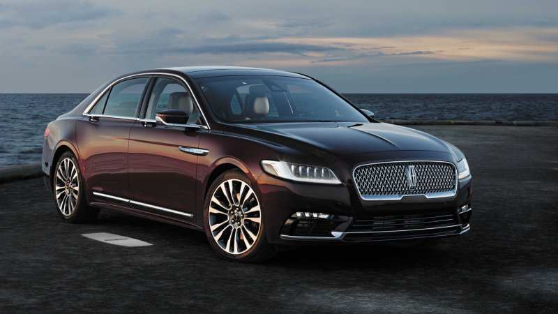 85 All New 2019 The Lincoln Continental Wallpaper