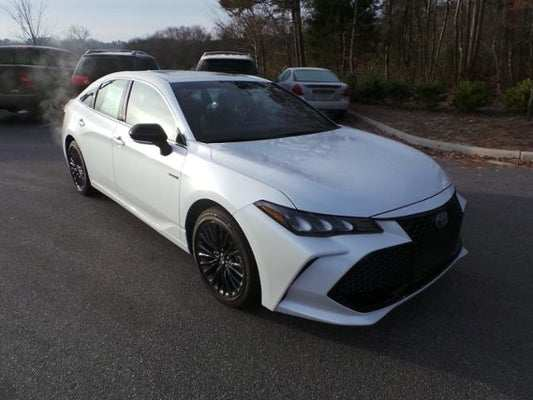 85 All New 2019 Toyota Avalon Hybrid Spesification