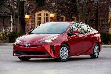 85 All New 2019 Toyota Prius Pictures Wallpaper