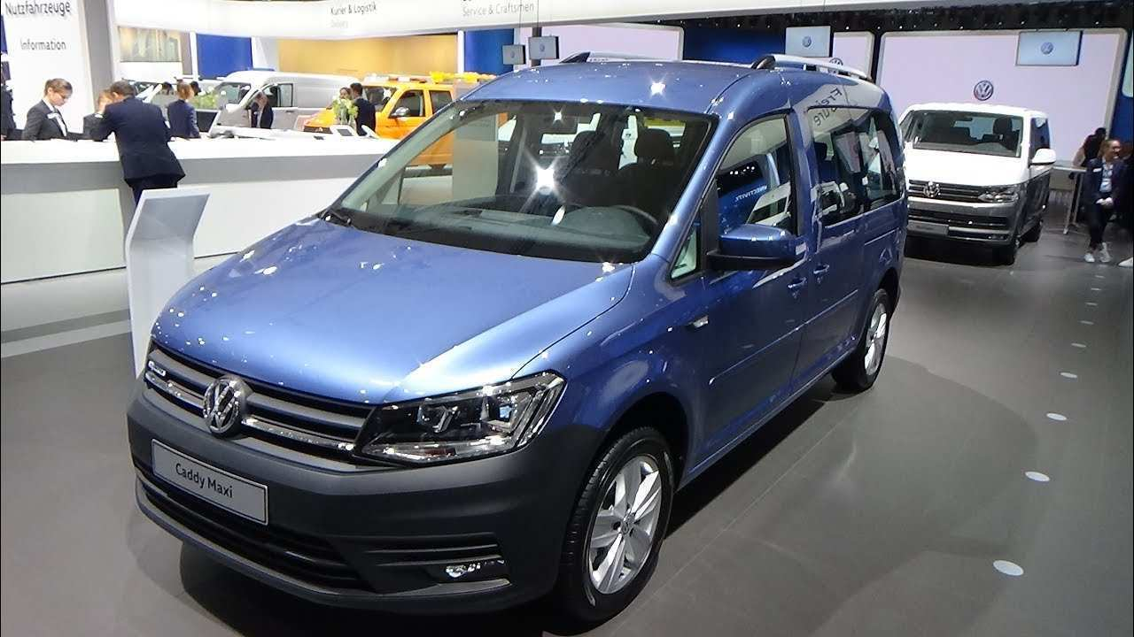 85 All New 2019 VW Caddy Picture