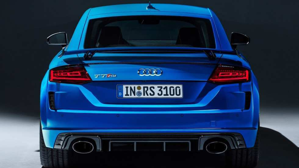 85 All New 2020 Audi Tt Rs Ratings