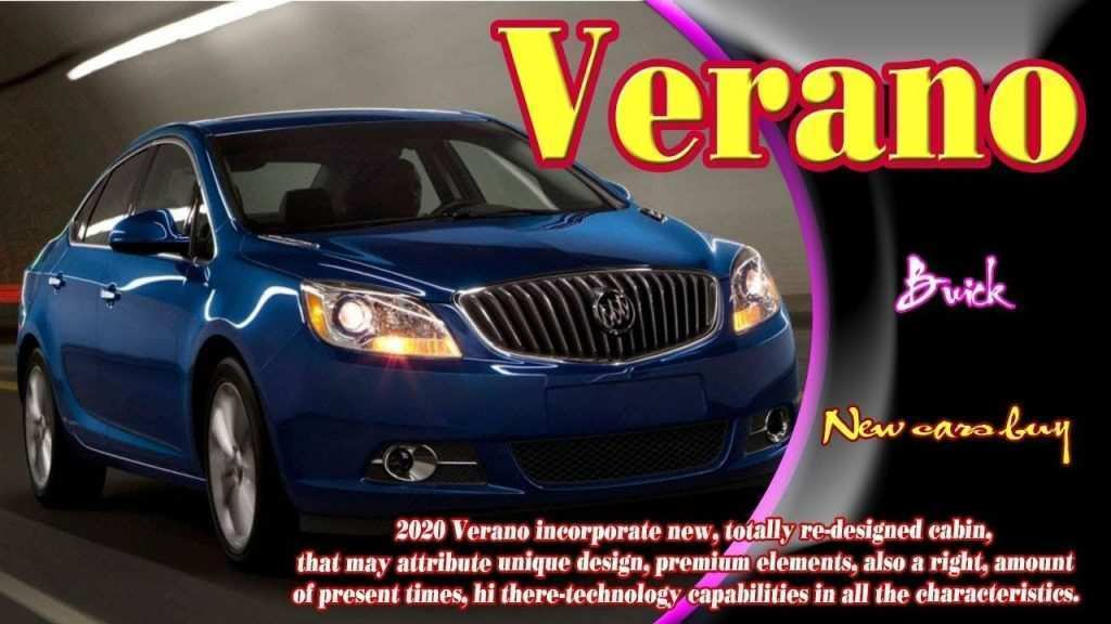 85 All New 2020 Buick Verano Spy Pricing