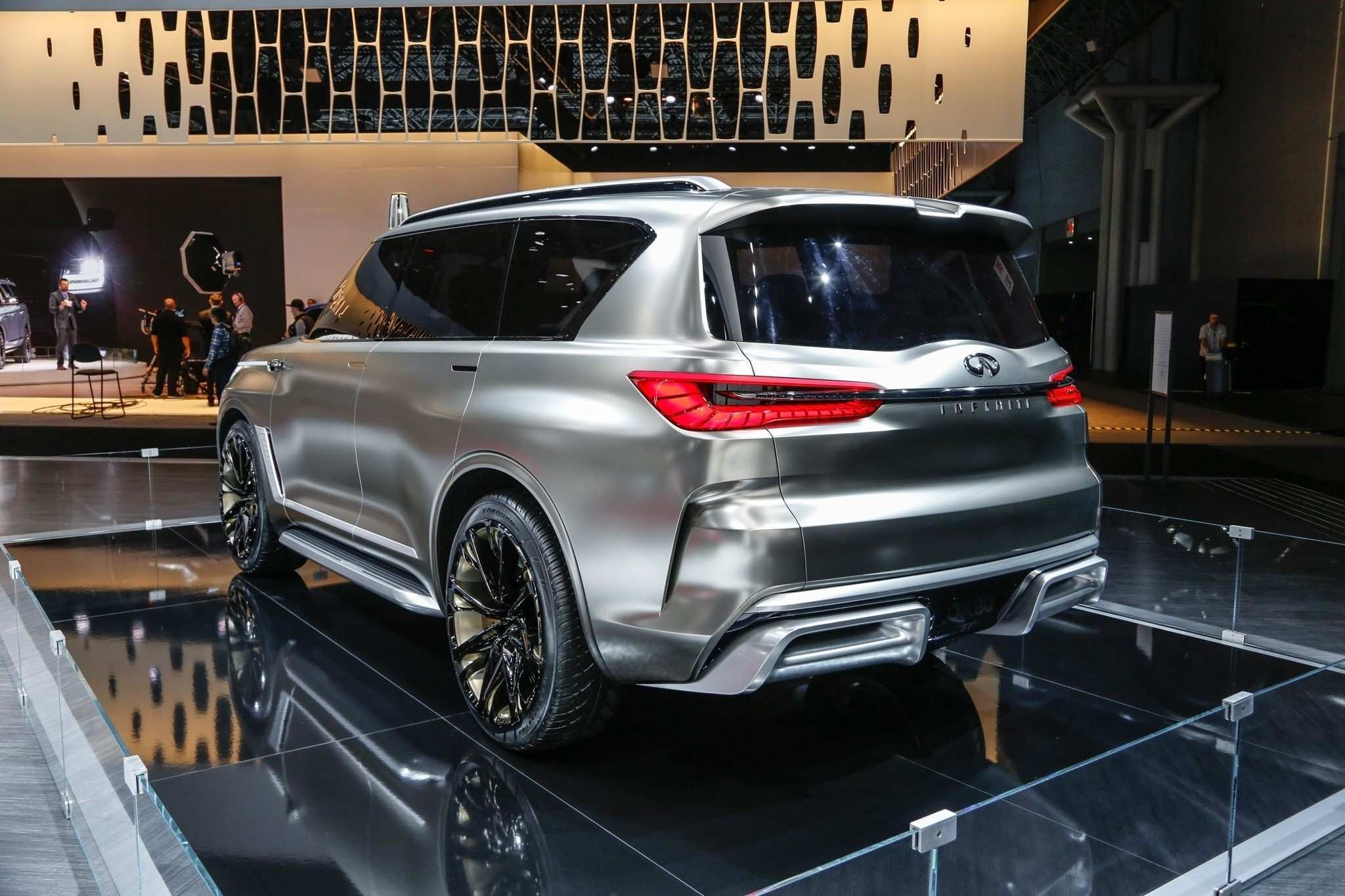 85 All New 2020 Infiniti Qx80 Redesign Reviews