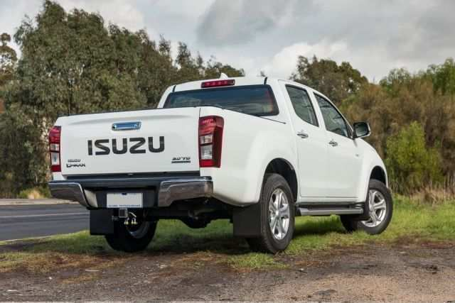 85 All New 2020 Isuzu Dmax Redesign And Concept