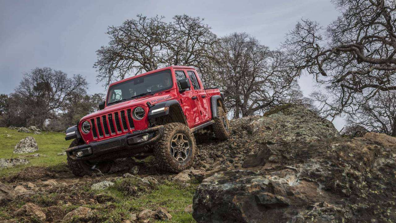 85 All New 2020 Jeep Gladiator Fuel Economy Specs And Review