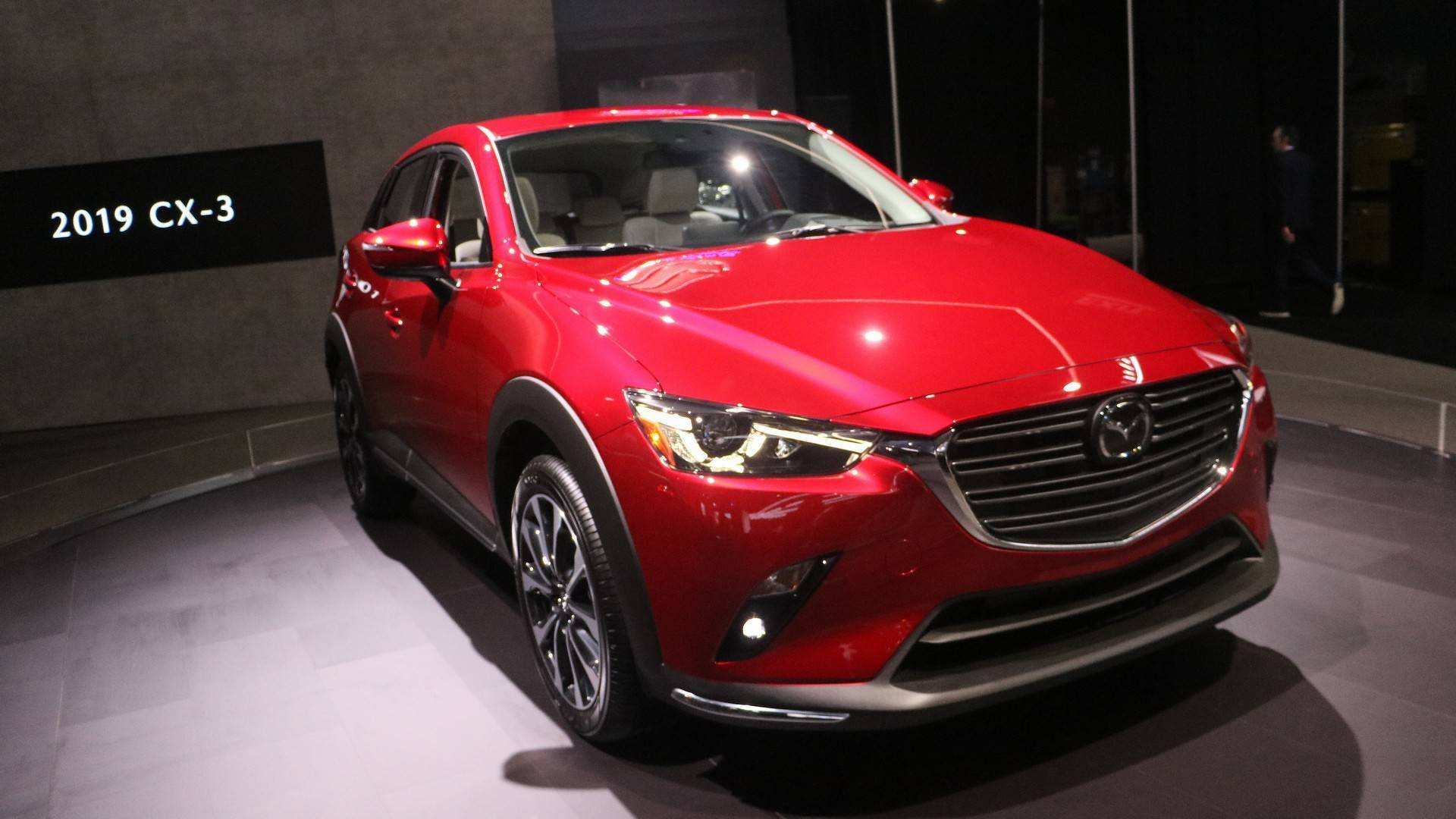 85 All New 2020 Mazda Cx 3 Performance And New Engine