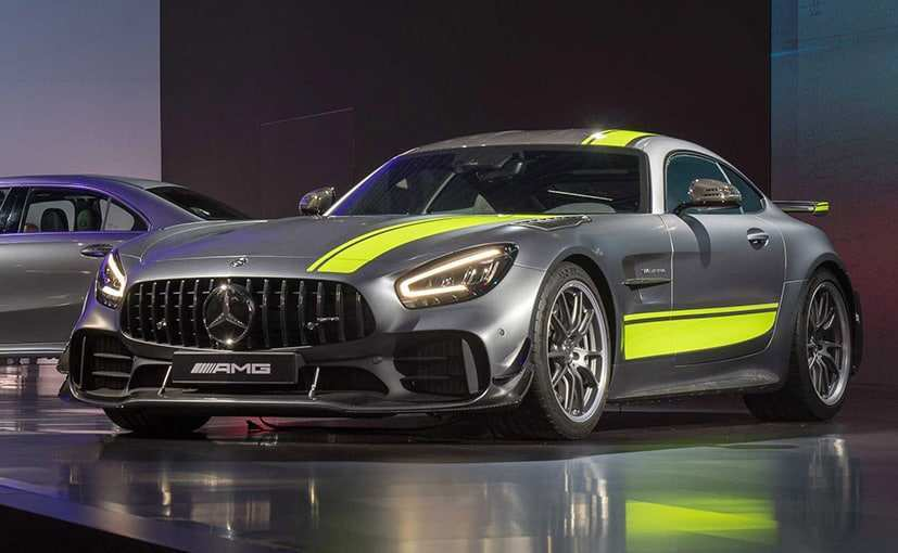 85 All New 2020 Mercedes AMG GT Model