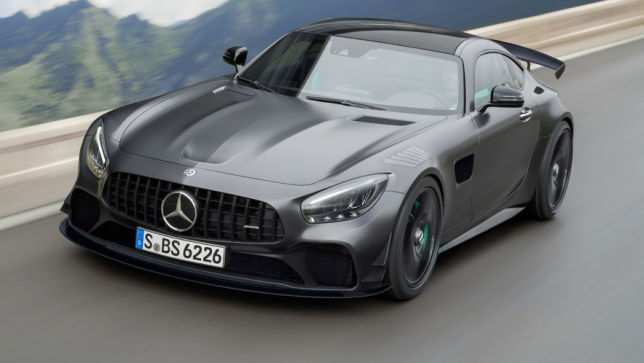 85 All New 2020 Mercedes AMG GT Review
