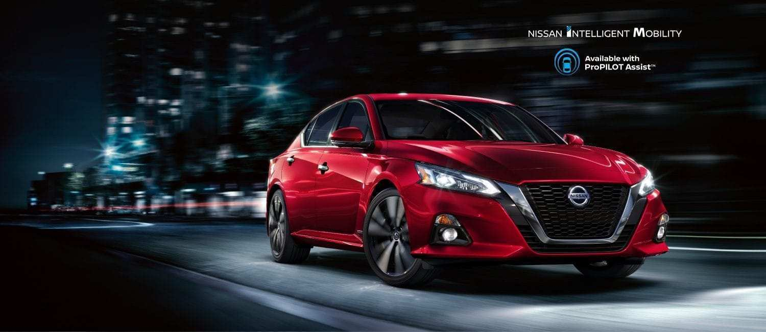 85 All New 2020 Nissan Altima First Drive