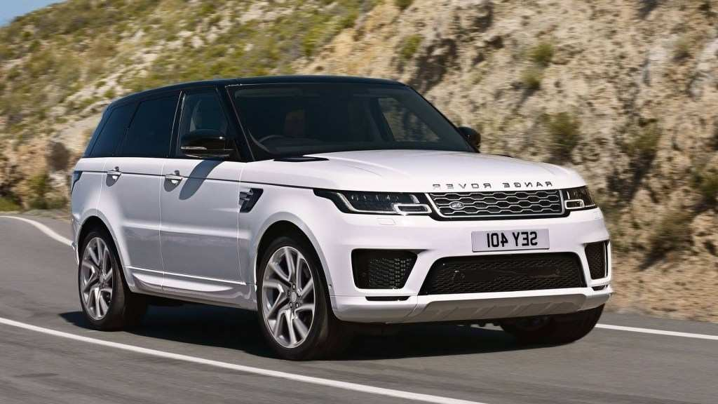 85 All New 2020 Range Rover Sport Release Date And Concept