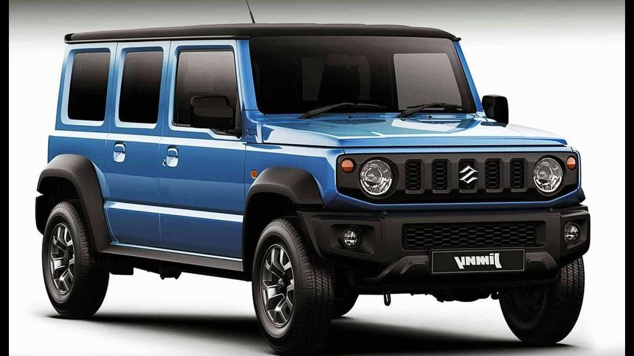 85 All New 2020 Suzuki Jimny Model Review
