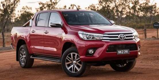 85 All New 2020 Toyota Hilux Pictures