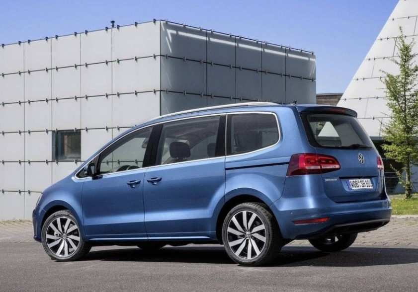 85 All New 2020 VW Sharan New Model And Performance