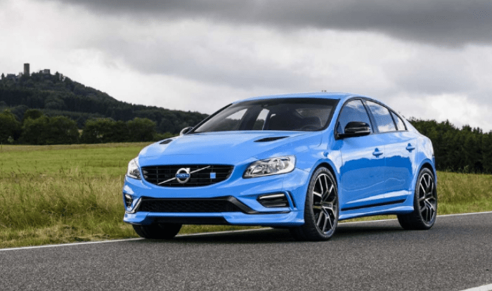 85 All New 2020 Volvo S60 R Concept