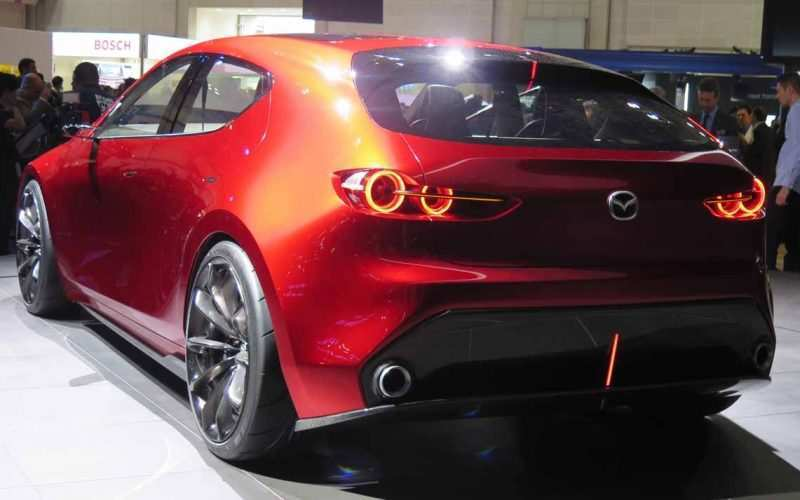 85 All New Mazda 3 2020 Lanzamiento Exterior