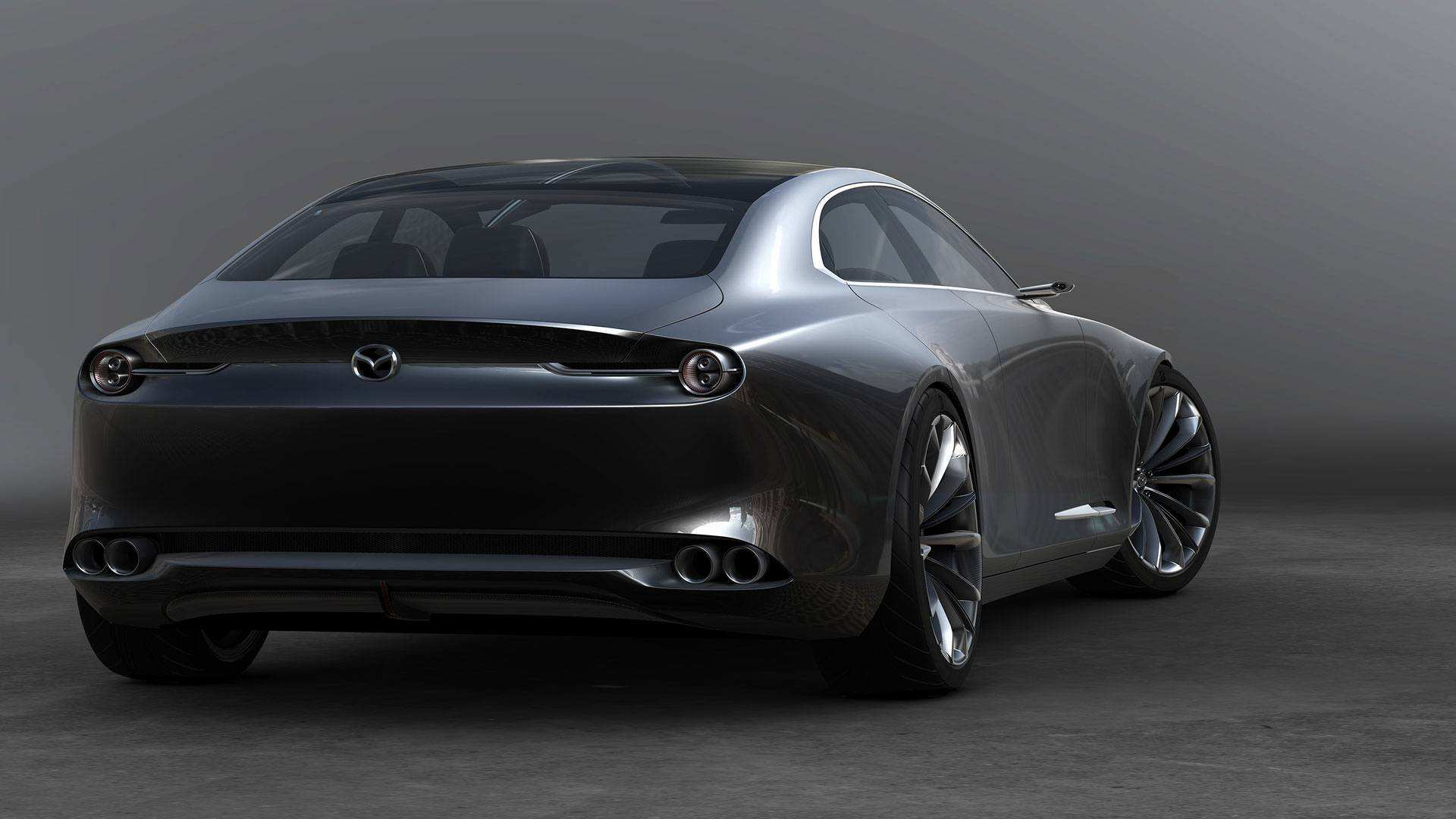 85 All New Mazda Vision 2020 New Review