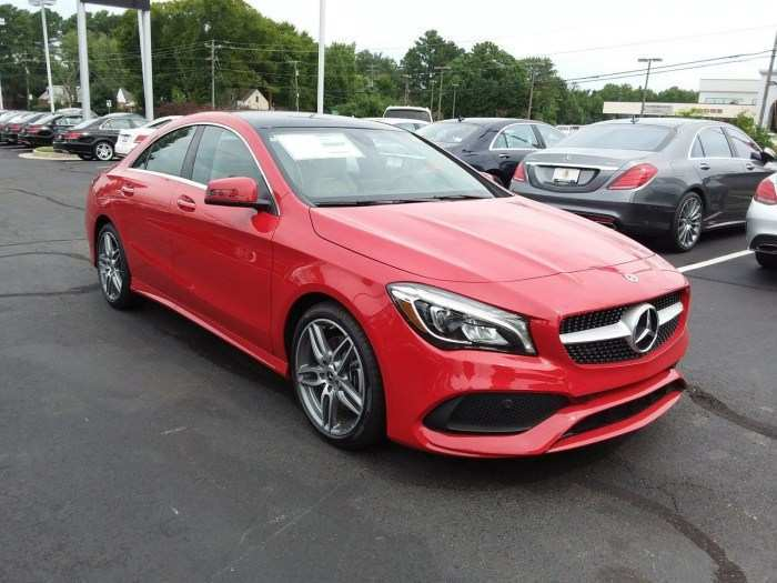 85 All New Mercedes Cla 2019 Release Date History