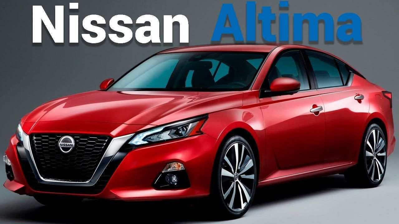 85 All New Nissan 2019 Mexico Redesign