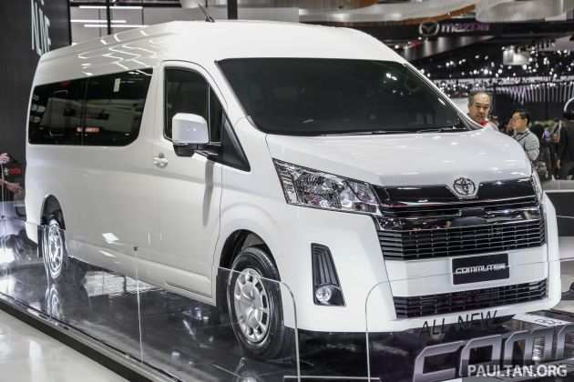 85 All New Toyota Hiace 2019 Images