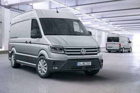 85 All New Volkswagen Crafter 2019 Release Date