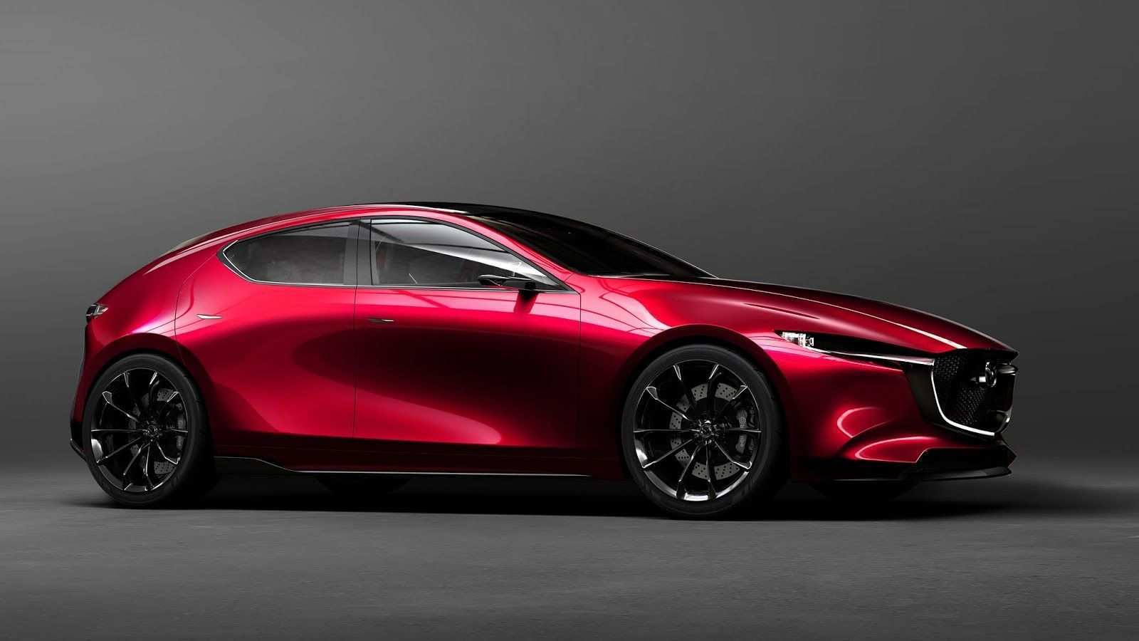 85 All New Xe Mazda 3 2019 Release Date And Concept