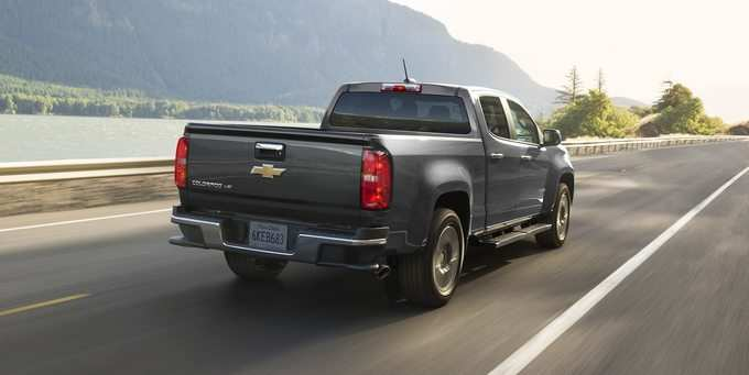 85 Best 2019 Chevy Colorado Going Launched Soon Price