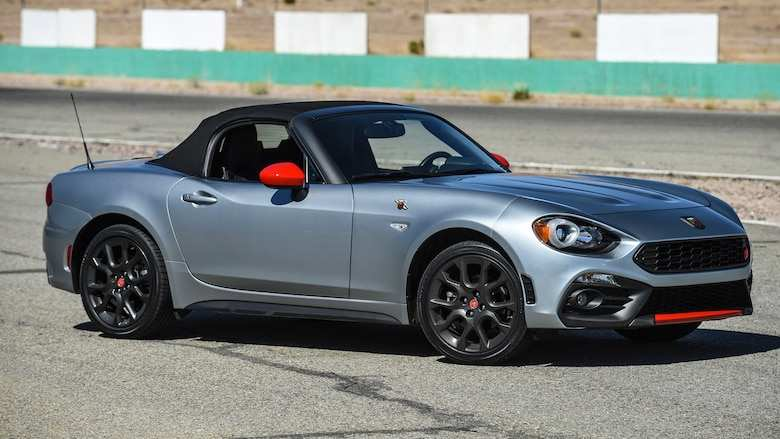 85 Best 2019 Fiat Spider Review And Release Date